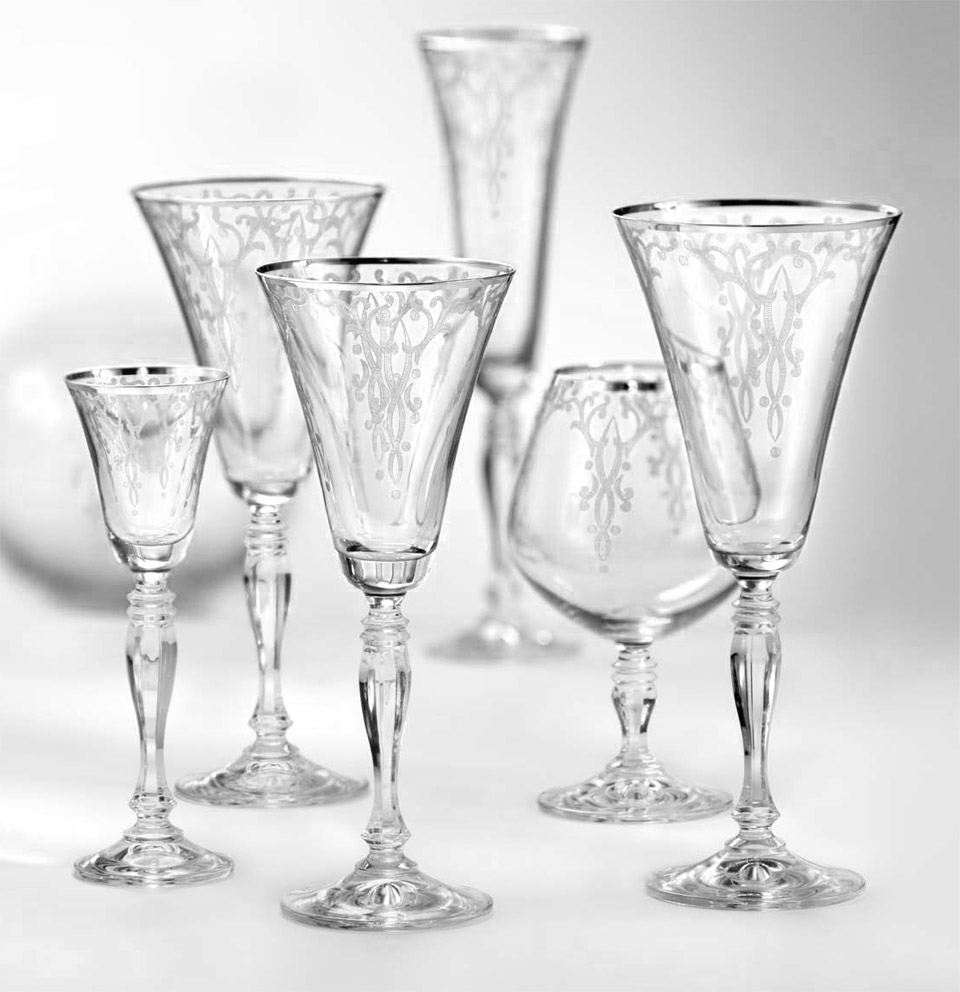 Plain glass and giftware
